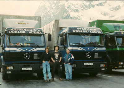Mercedes MP1 Brenner 90er3256