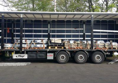 aktuell Stahltransporte